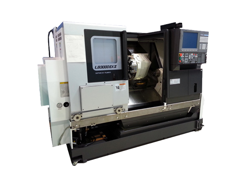 Okuma LB3000 EXII Space Turn